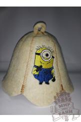 детская  шапка Миньон Стюарт