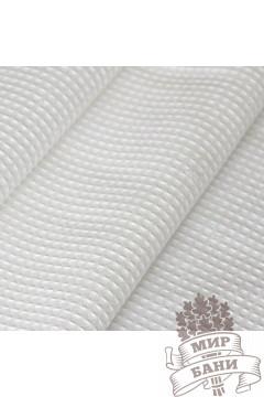 Простыня вафельная белая ( 100*150 см )