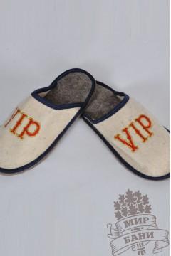 Тапки Банные VIP