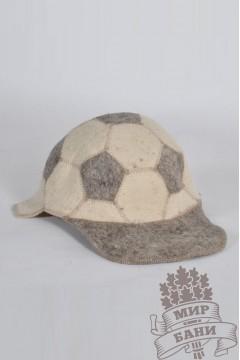 Кепка для сауны Футбол