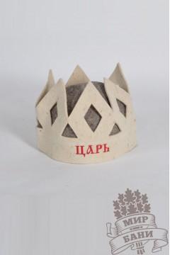 Шапка корона Царь